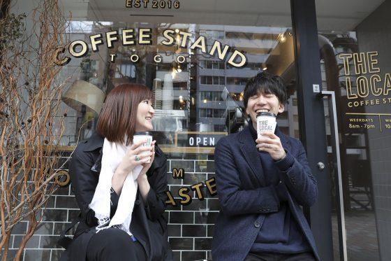 【インタビュー】Rettyグルメニュース「カツセマサヒコのRettyの食ヲタクと行く、美味しいごはん」Kaya Takatsuna got interviewed by Retty Gourmet News! Talking about how much I love coffee.