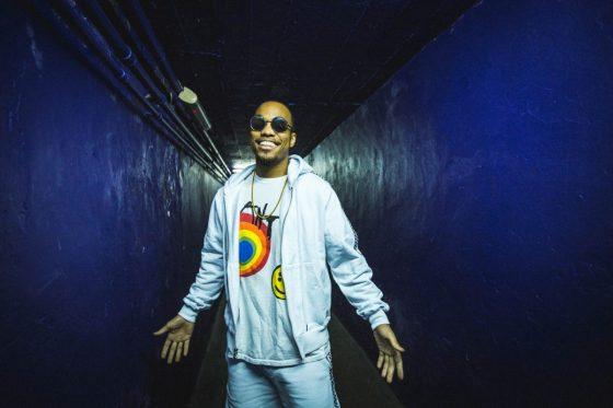 【インタビュー】シンガーソングライター アンダーソン・パーク Interview : Anderson. Paak, Rapper, Drummer and singersong-writer 『自分が愛することの中に幸せは見つけ出せる。地道な努力をして準備しておけば、必ずチャンスは掴める』